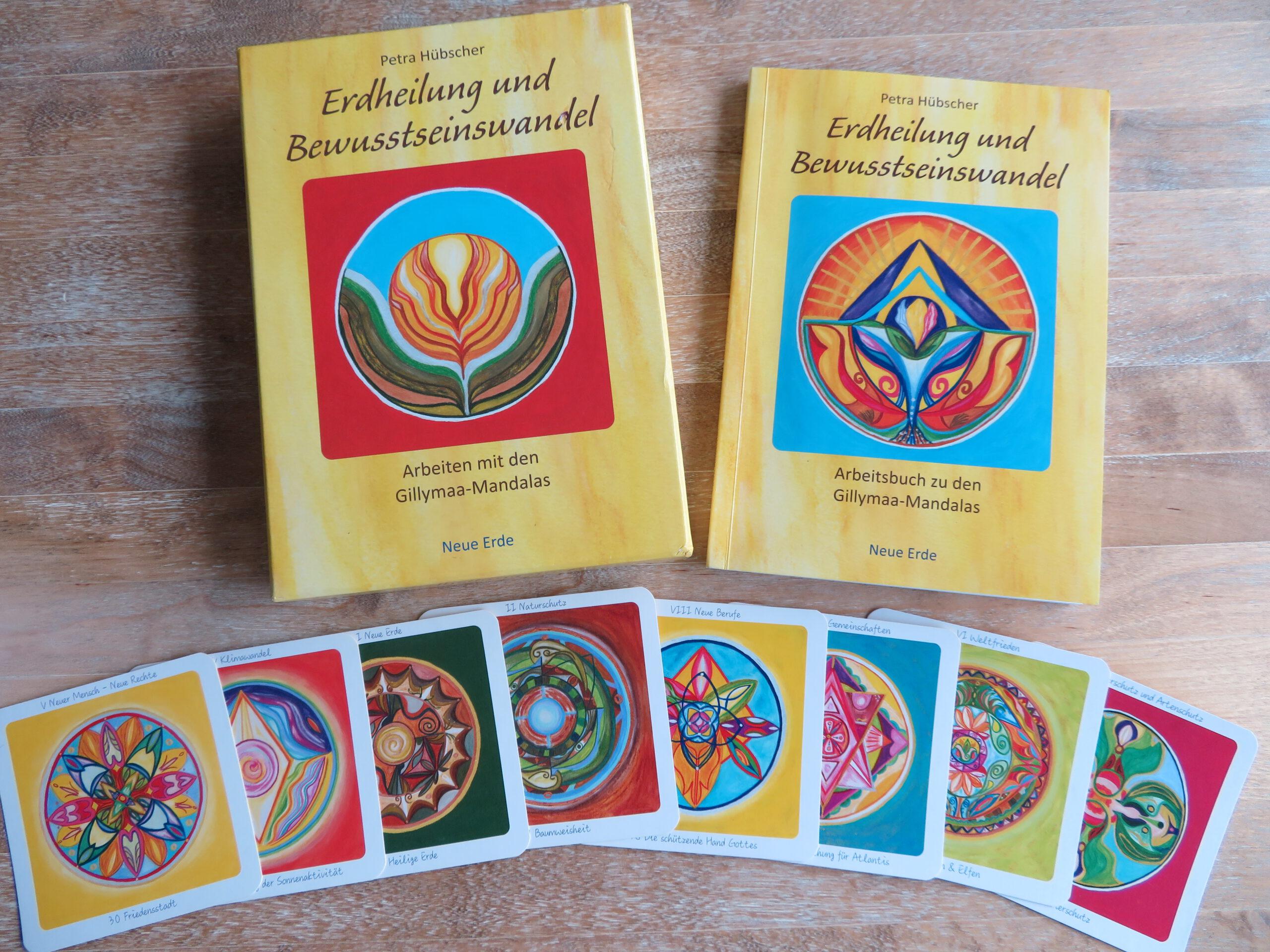 Neu im Handel!! Kartendeck Erdheilung und Bewusstseinswandel